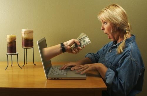 כסף באינטרנט